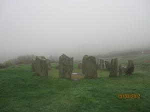 Mystical Stone Circle
